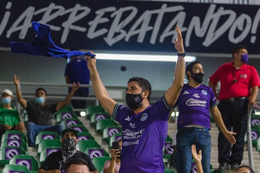 Mazatlán FC debe entregar documentación a la Liga Mx para recibir afición en la Jornada 1