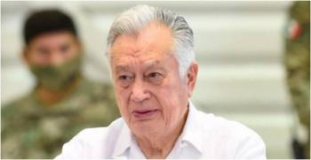 Sin relación documento falso con incendio en Tamaulipas: Manuel Bartlett