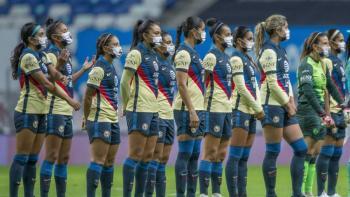 Dos futbolistas de América Femenil dan positivo a Covid-19