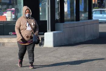 Alerta por frío en 7 alcaldías