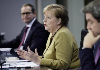 Alemania extiende confinamiento hasta finales de enero