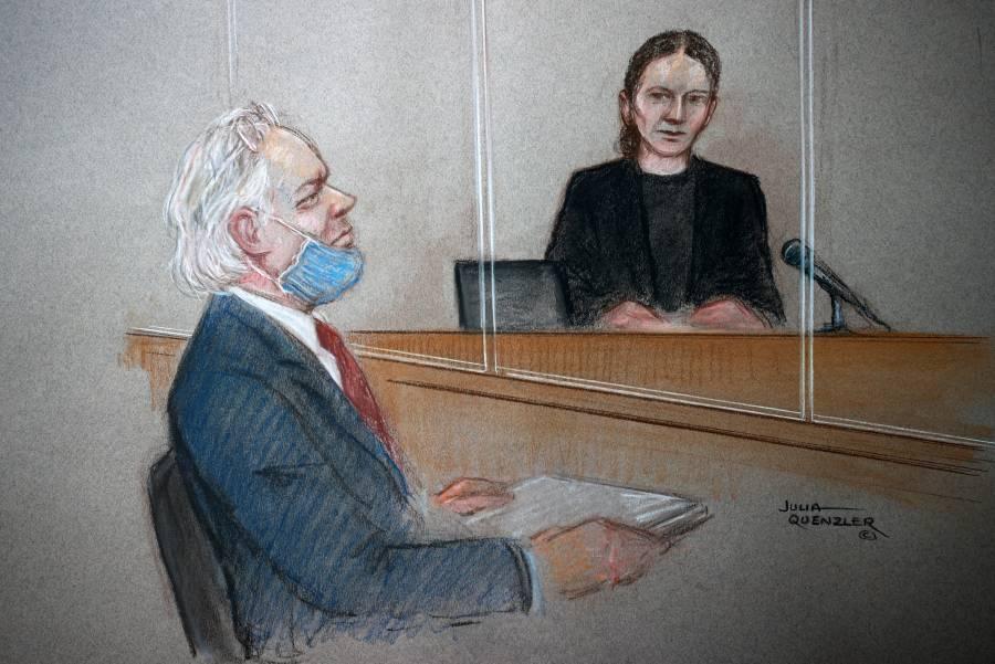 Corte de Londres niega fianza a  Julian Assange por riesgo de fuga