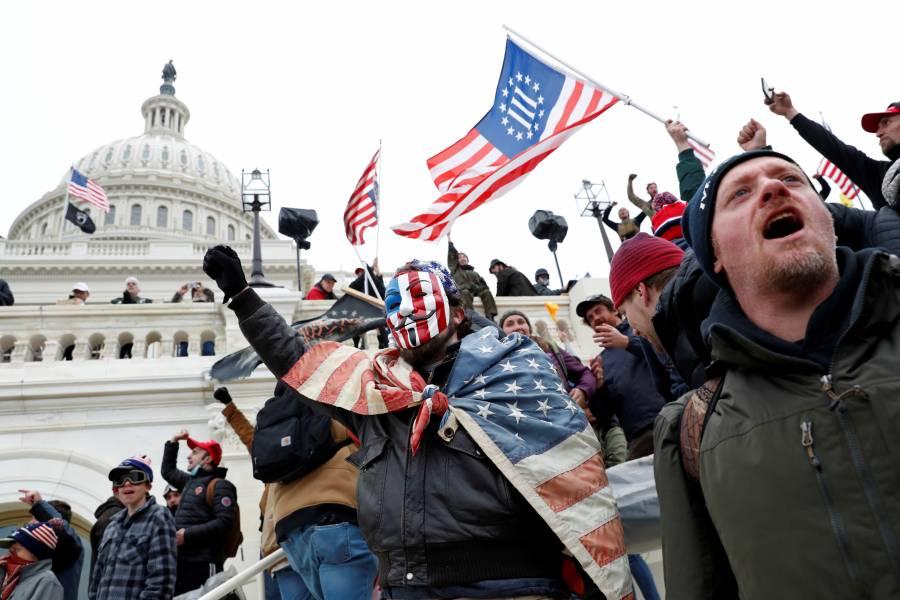 Simpatizantes de Trump extienden protestas en varios puntos de EEUU