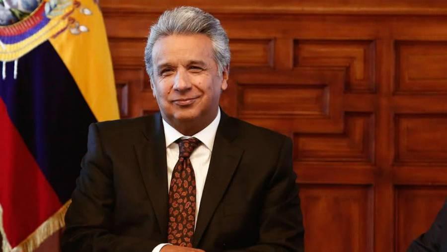 Presidente Ecuador viajará a EEUU para gestionar entrega rápida de vacunas contra el COVID-19