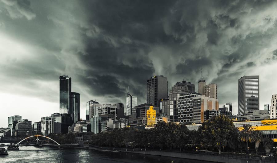 Aerosoles contaminantes pueden aumentar la actividad de tormentas