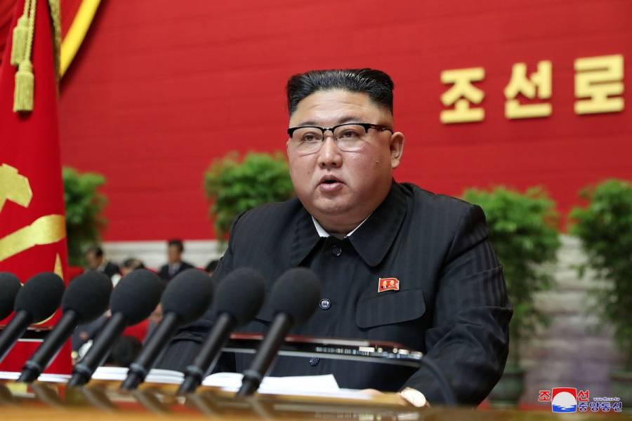Kim Jong Un admite
