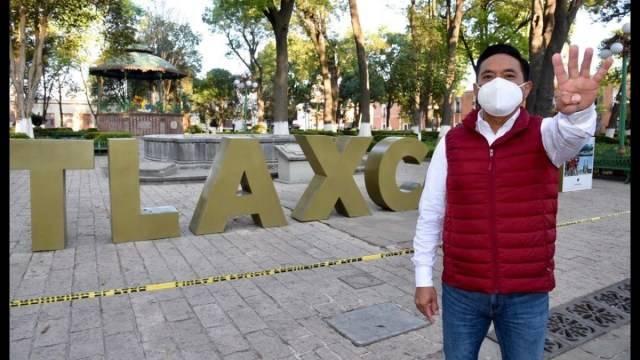 Jorge Corichi busca candidatura en Tlaxcala
