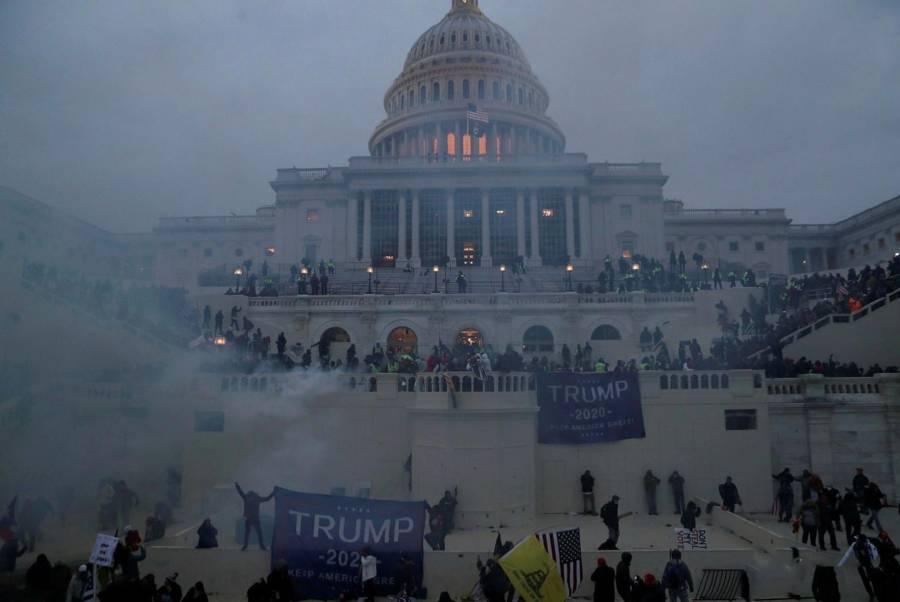 Canadá, España y otros países lamentan las manifestaciones violentas en el Capitolio