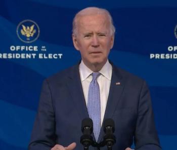 Pido al presidente Trump que exija fin de las protestas en televisión nacional: Joe Biden