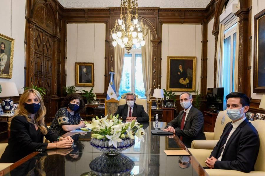 Productiva reunión de trabajo con el presidente de Argentina: López-Gatell