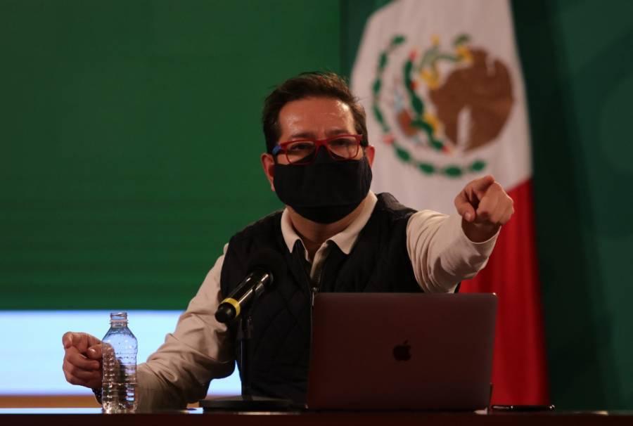 México roza los 130 mil muertos oficiales por Covid
