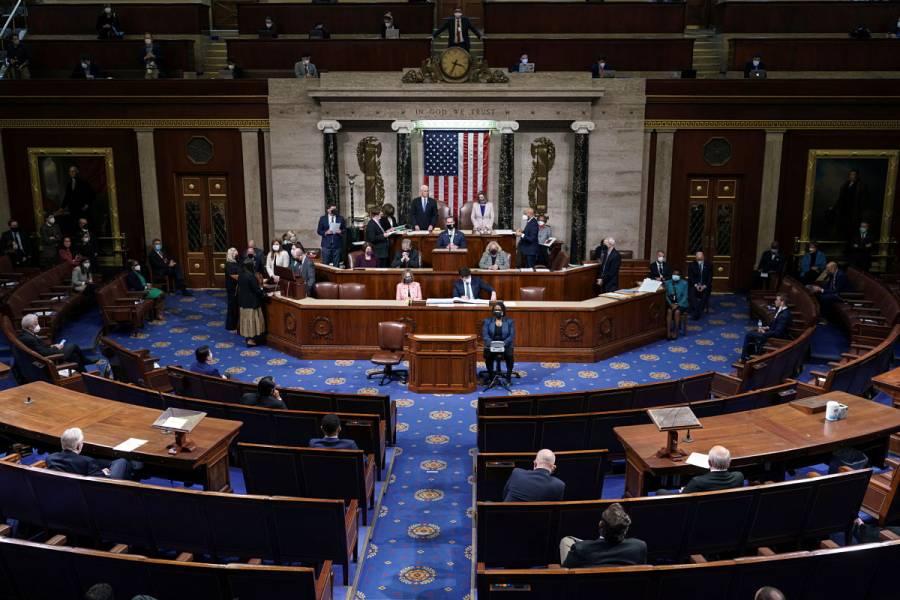 Congreso de EEUU certifica victoria de Joe Biden tras asalto al Capitolio