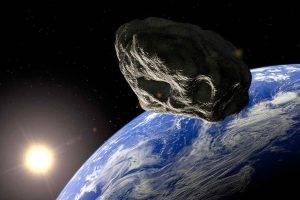 Asteroide podría impactar a la tierra en 2022