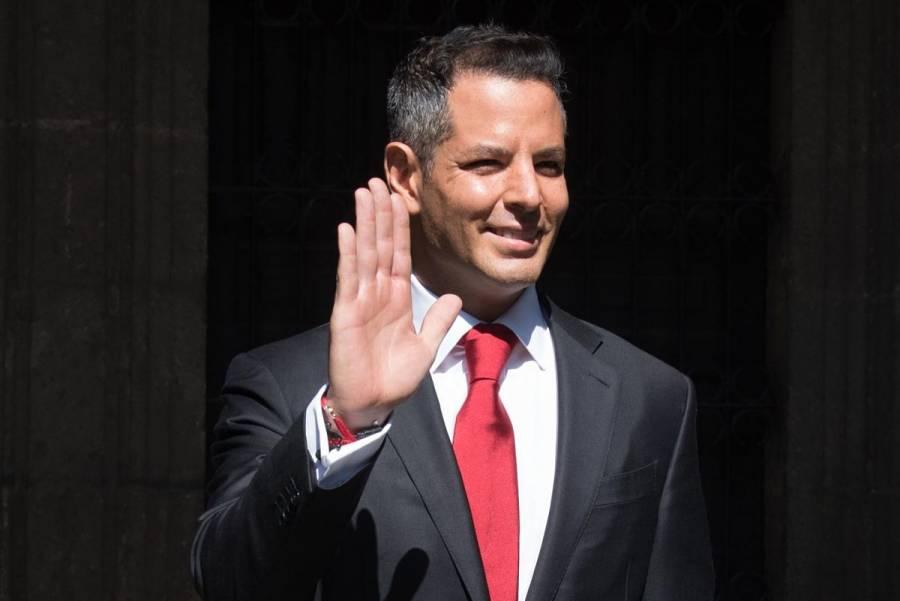 Alejandro Murat, gobernador de Oaxaca, da positivo a COVID-19