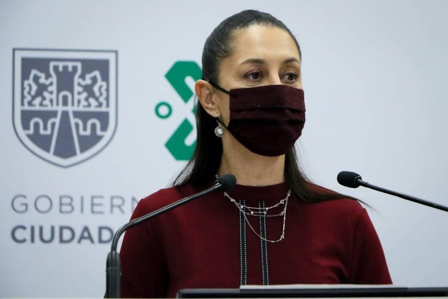 Reprocha Sheinbaum a la oposición por no solidarizarse ante la pandemia