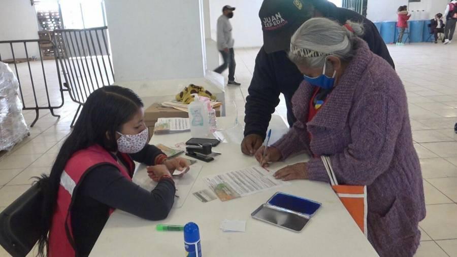 Más de 10 mil familias y comercios afectados por pandemia, reciben apoyo en Neza