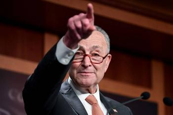 Líder demócrata en Senado de EEUU pide que Trump sea destituido