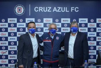 Nuevo presidente ejecutivo de Cruz Azul, Álvaro Dávila