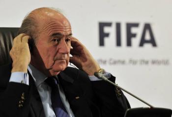 Joseph Blatter, expresidente de la FIFA, es hospitalizado por padecimiento
