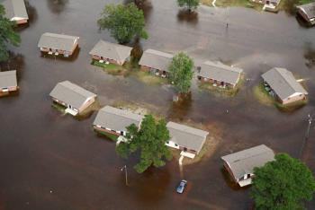 Desastres naturales causaron 210 mil mdd en daños durante 2020