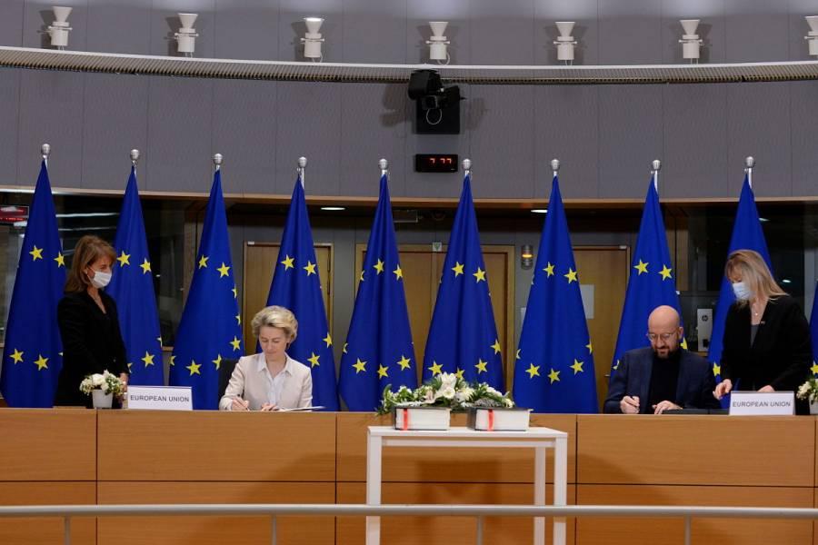 Líderes de UE coordinarán sus esfuerzos contra la pandemia a finales de enero