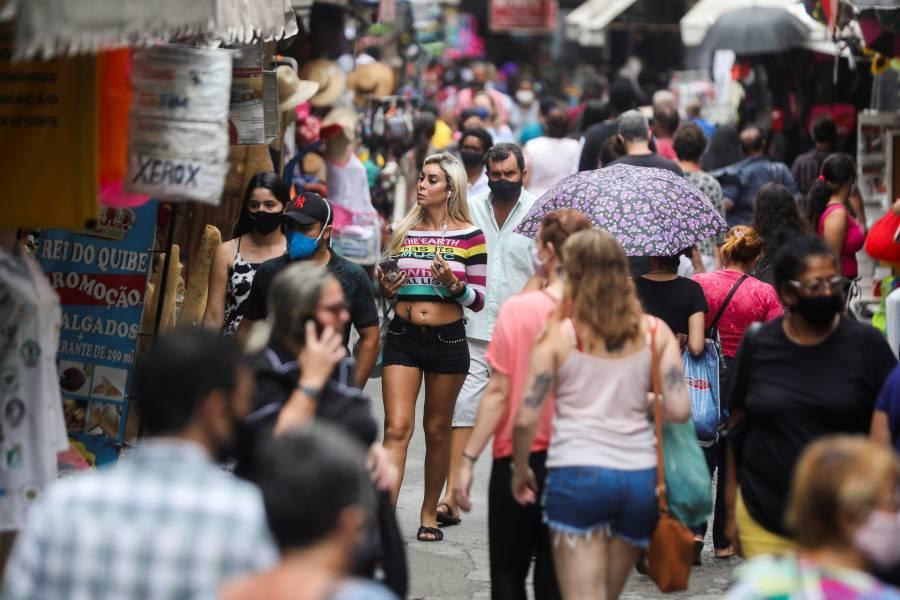 Más de 8 millones de contagios de Covid-19 en Brasil