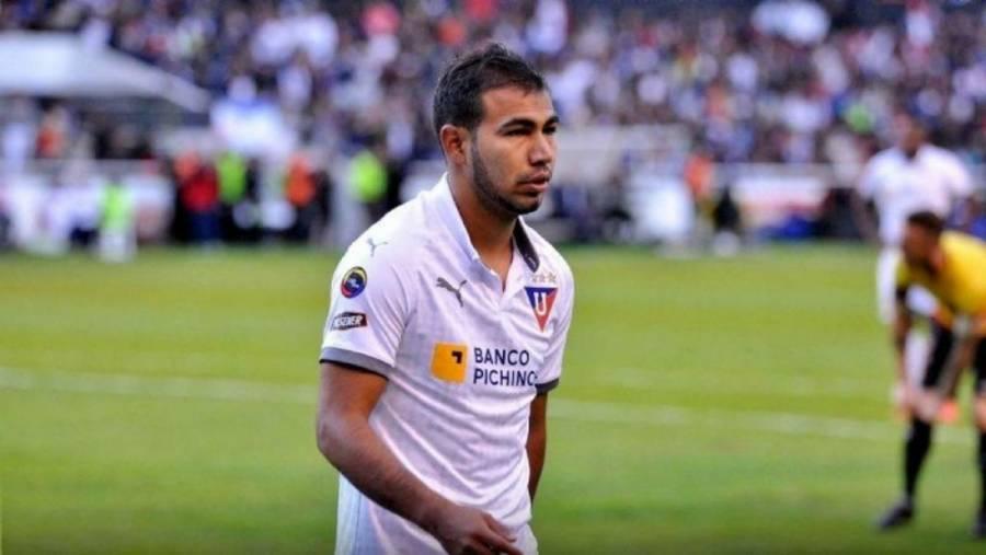 Anuncia el Tijuana de México la llegada del seleccionado ecuatoriano Junior Sornoza