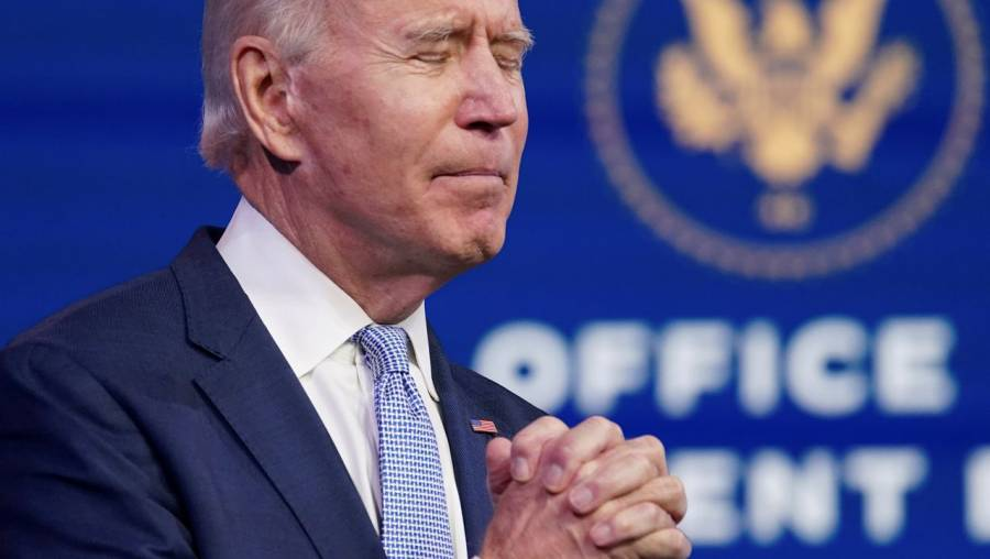Joe Biden liberará todas las dosis de Covid-19