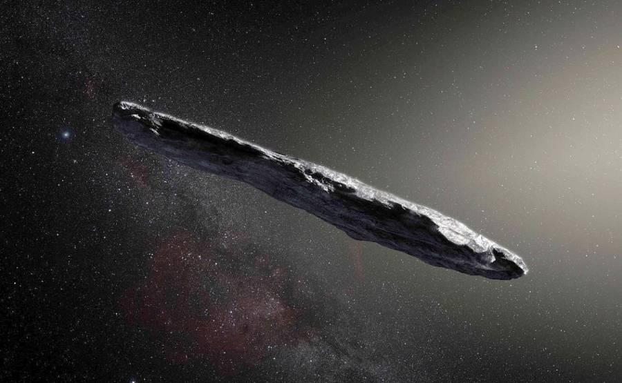 Asteroide o nave extraterrestre, ¿qué es realmente Oumuamua?