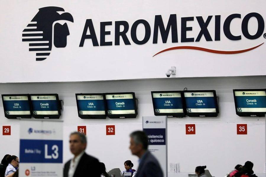 Aeroméxico consigue aplazar acuerdo laboral exigido en proceso reestructura