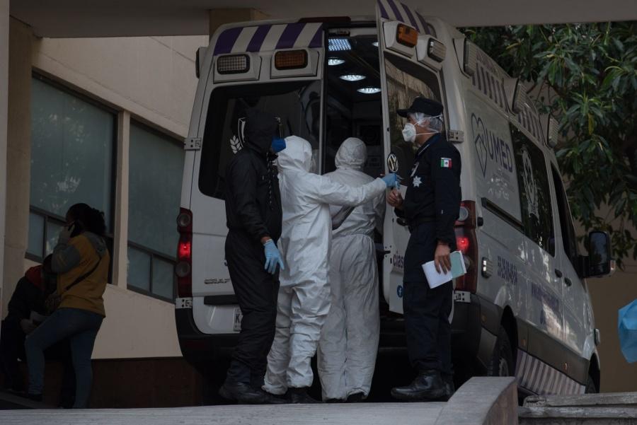 Hospitales de CDMX, 'totalmente' saturados por Covid-19