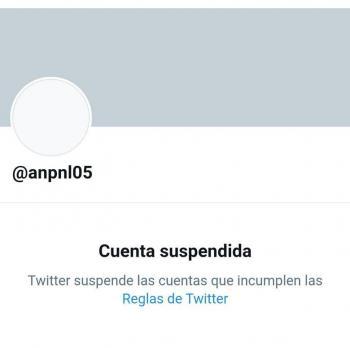 Tras comentarios polémicos, suspenden Twitter de Paty Navidad