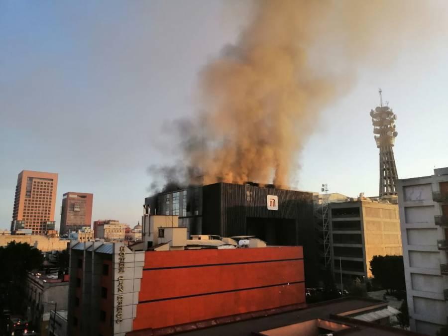 Incendio en el Metro controlado en su totalidad; ya investigan causas del siniestro