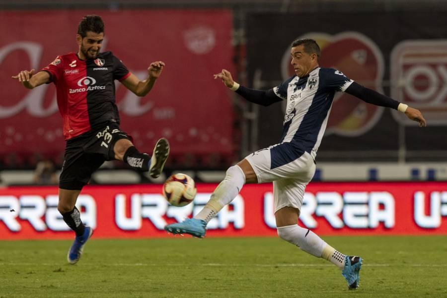 Monterrey vence al Atlas y así celebra el debut de su DT Vasco