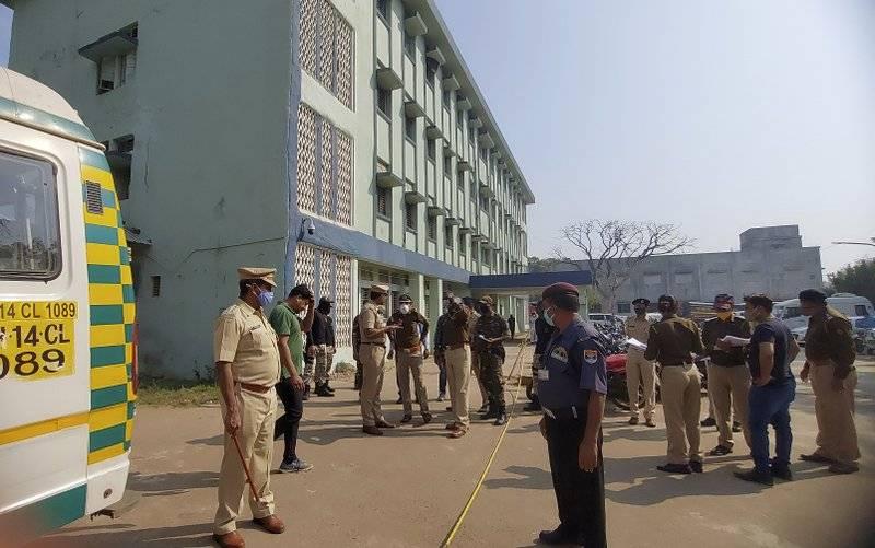 Al menos 10 bebés muertos tras incendio en hospital de la India