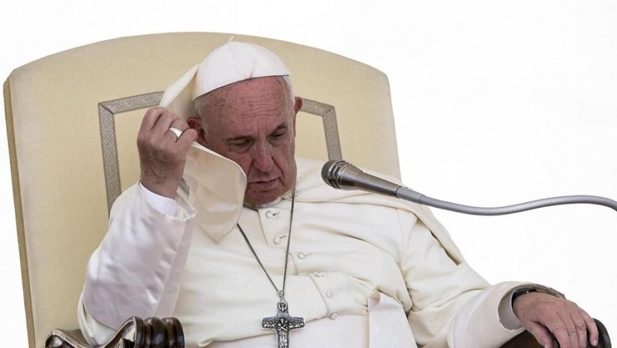 Papa Francisco condena a quienes actúan contra la democracia tras asalto al Capitolio de EEUU