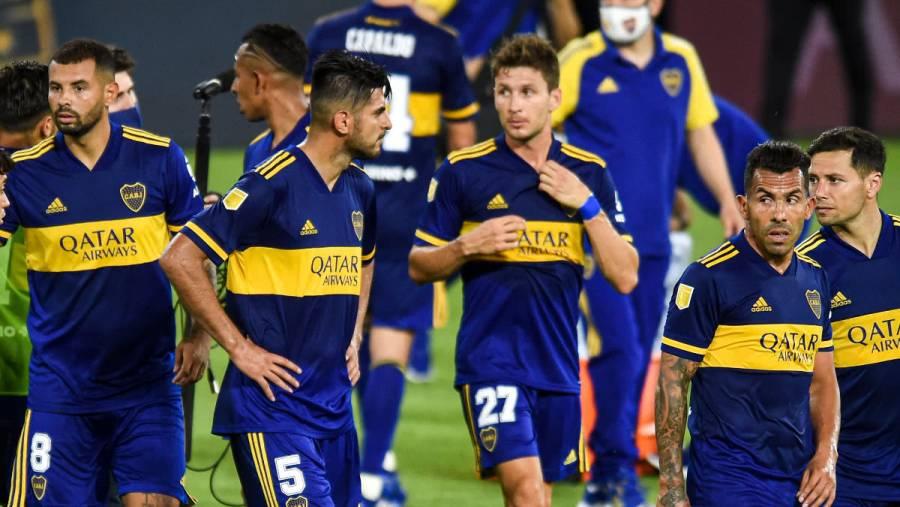 Boca Juniors empata y va a final de liga argentina