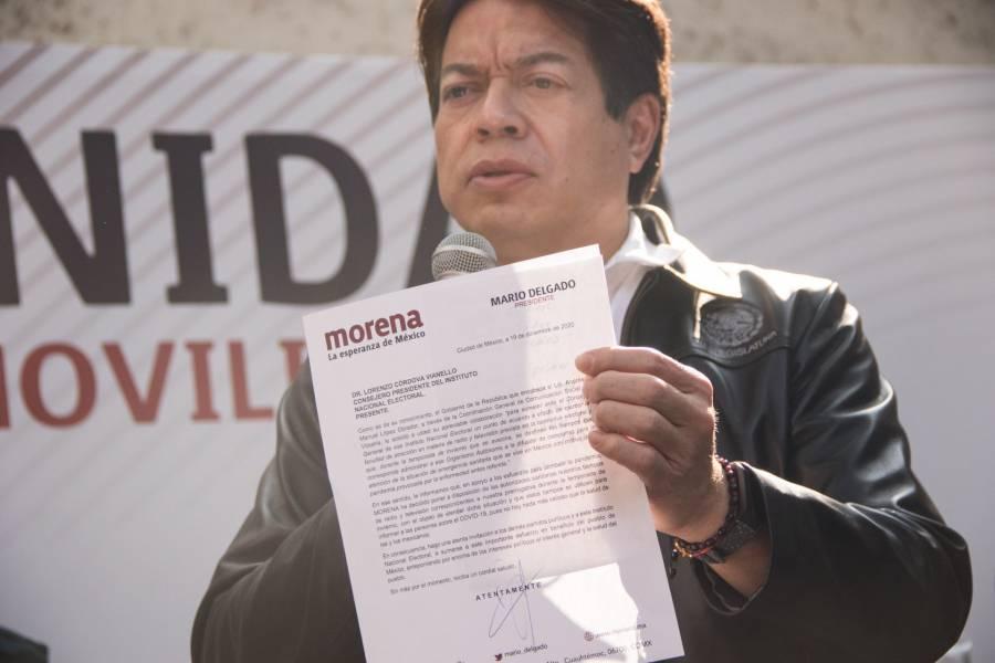 El 16 de enero, Morena revelará a su candidata para la gubernatura en San Luis Potosí