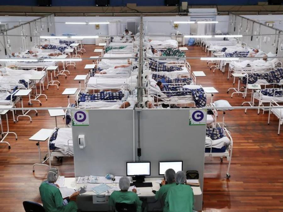 Brasil registra 62.290 nuevos casos de COVID-19 y 1.171 muertos en últimas 24 horas