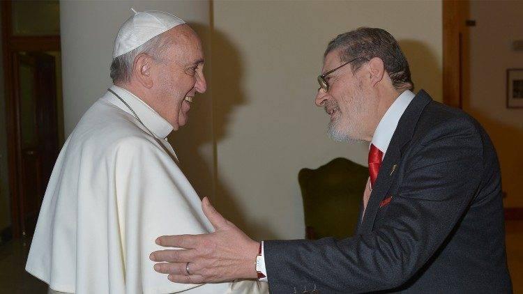 Fallece Fabrizzio Soccorsi, médico del Papa Francisco
