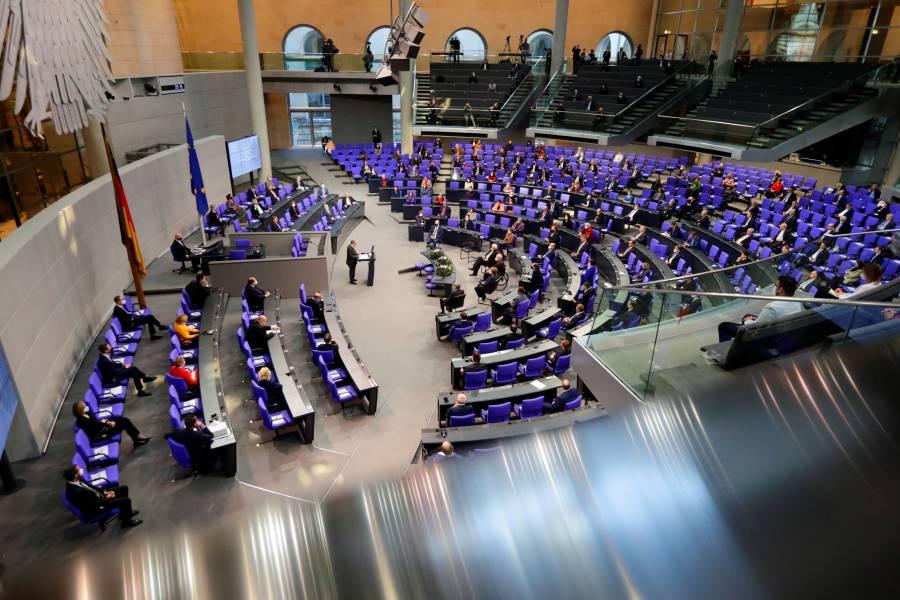 Por violencia en el Capitolio de EEUU, Alemania refuerza seguridad en su parlamento