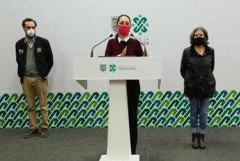 Descarta Sheinbaum remover a Florencia Serranía de STC