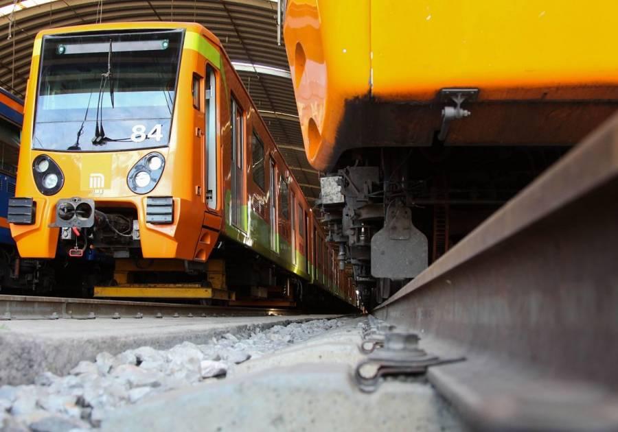 AMLO desmiente que Gobierno Federal no haya dado recursos para mantenimiento del Metro