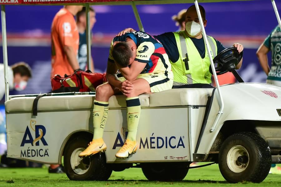 América recuperaría a Nicolás Benedetti y Emanuel Aguilera para enfrentar a Rayados