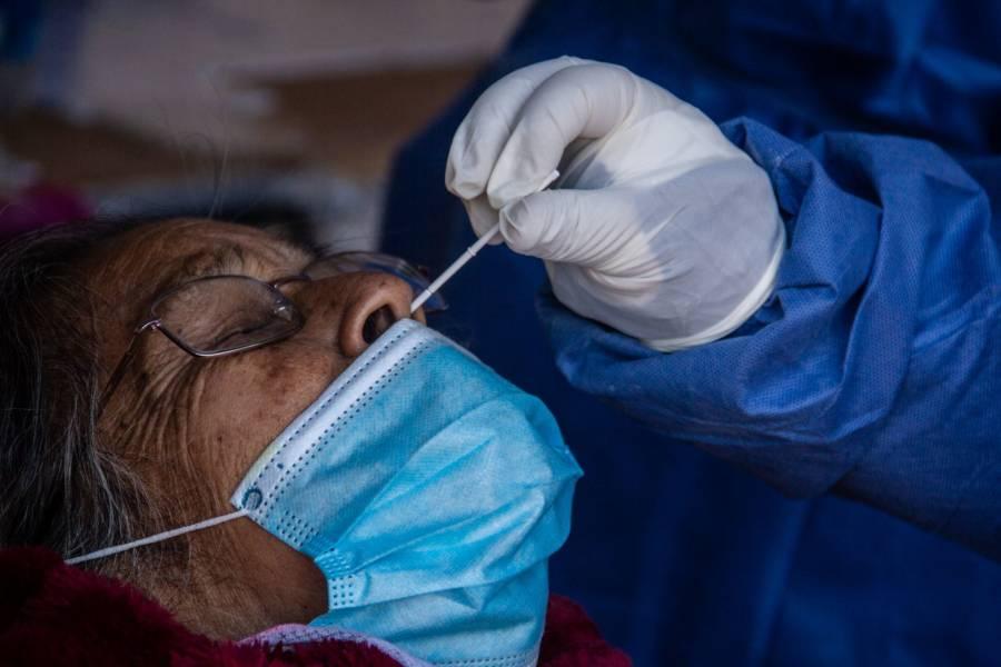 Para evitar aumento de contagios, Edomex aplica pruebas rápidas de Covid-19
