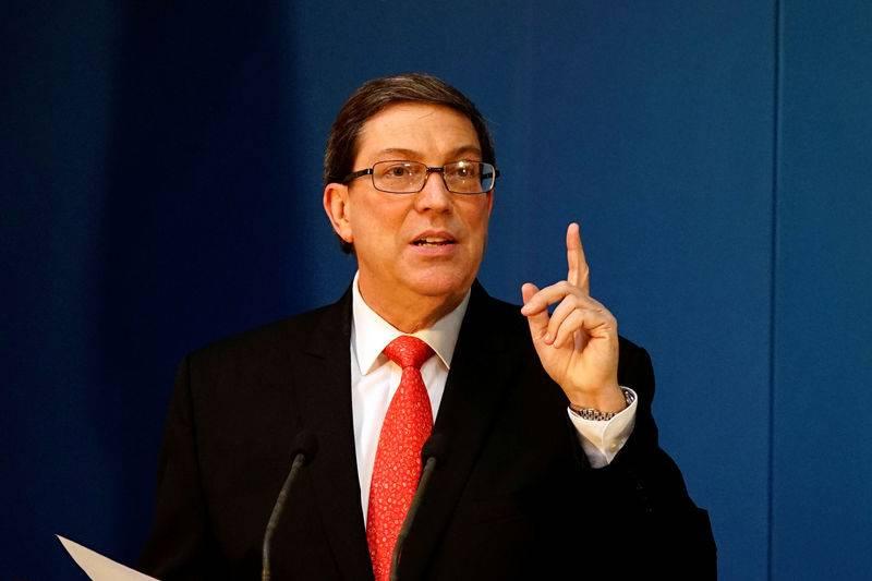 """Cuba califica como """"hipócrita"""" decisión de EE.UU. de incluirla como patrocinadora del terrorismo"""
