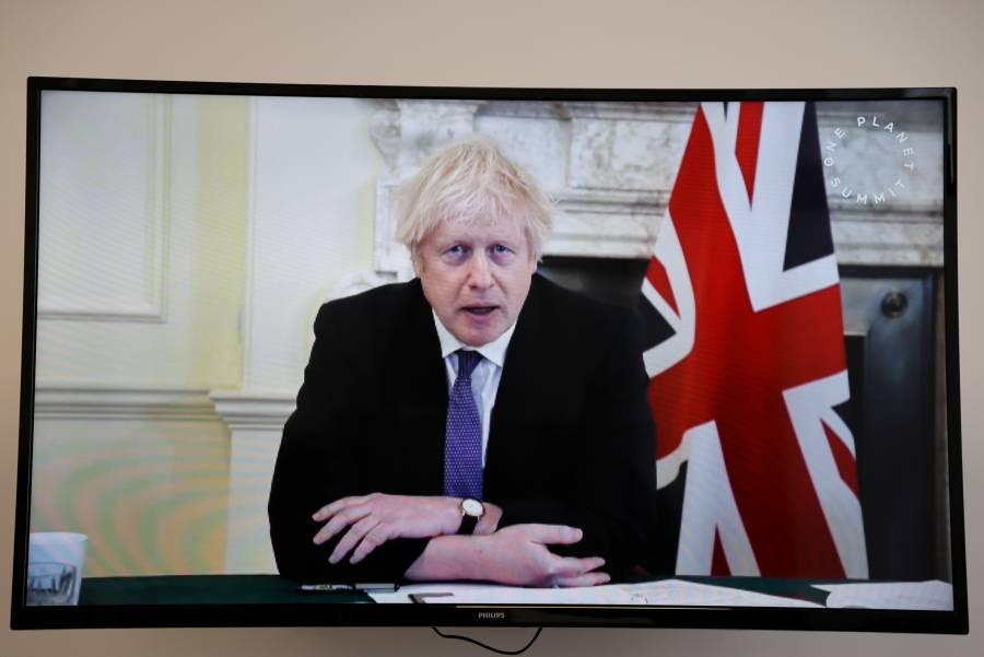 Reino Unido se enfrenta a las peores semanas de la pandemia: Boris Johnson