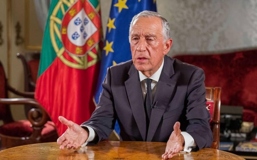 Marcelo Rebelo de Sousa, presidente de Portugal, da positivo a Covid-19