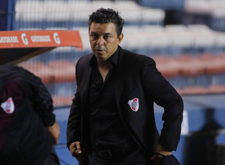 Gallardo no garantiza su continuidad con River Plate
