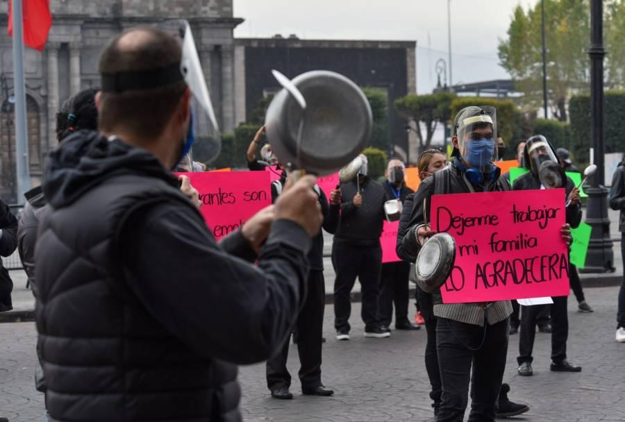 Claudia Sheinbaum: Restauranteros tienen el derecho de apelar el cierre de establecimientos